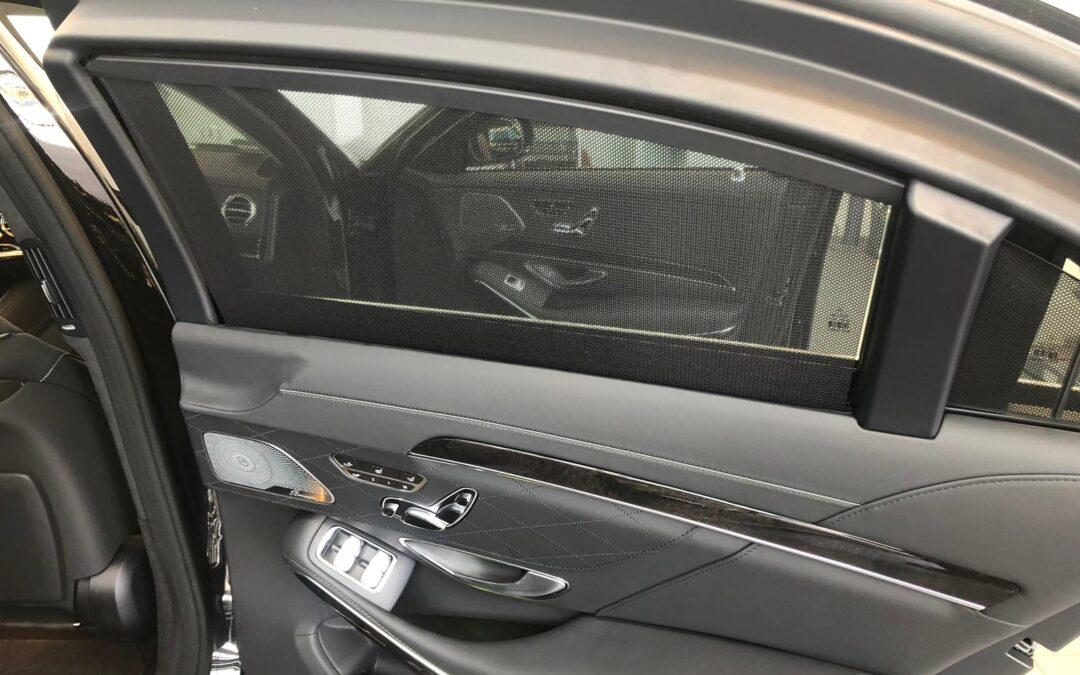 Gepantserde auto met chauffeur huren
